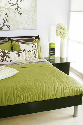 Decoraci n de interiores verde lee mayra darcy for Decoracion de interiores verde
